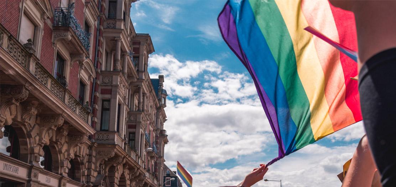 Regenboogvlaggen